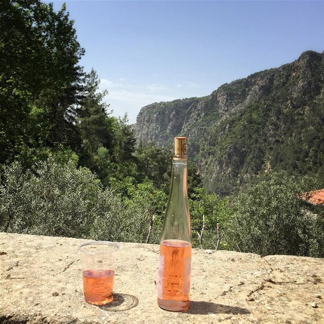 On a Sunny morning - @chateauksara LiveLoveYahchouch LiveLoveChouwen ... (Yahchouch)