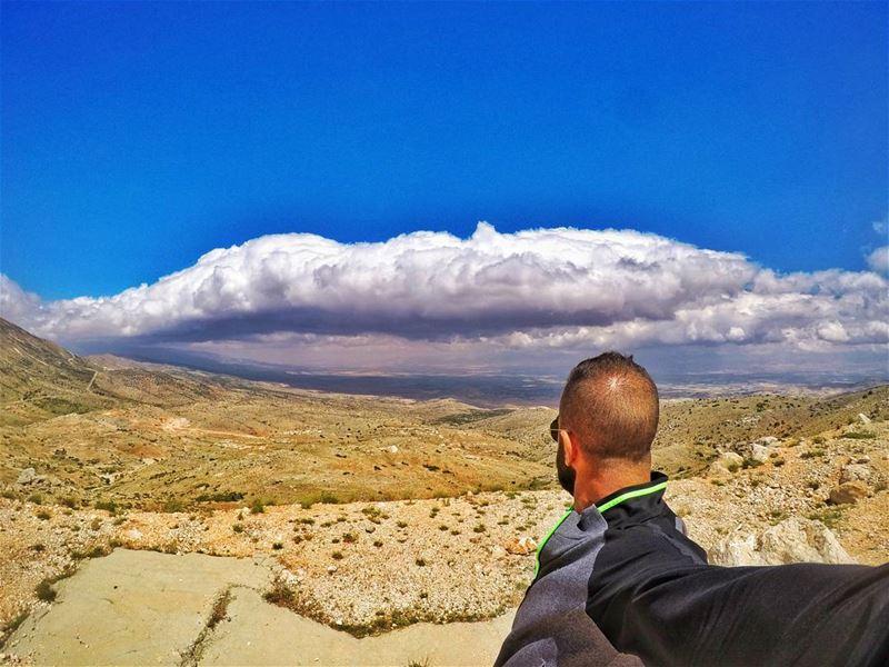 Zahle under the clouds goprome yallagopro goproleb livelovelebanon ...