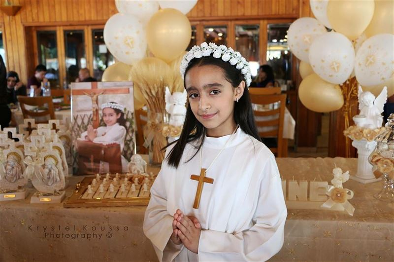 MAY THE LOVE OF JESUS SHINE IN YOUR HEART ON YOUR FIRST COMMUNION DAY AND... (Manuella restaurant)