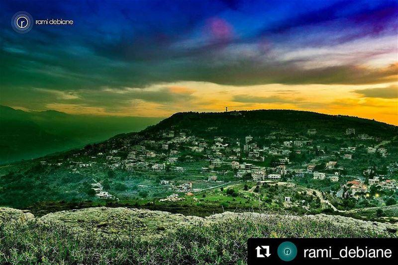 tb Repost @rami_debiane naturephotography livelovemazraatelchouf ...