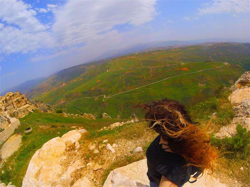 Its all about the view 🌱....... goprolebanon goprooftheday ... (Lebanon)