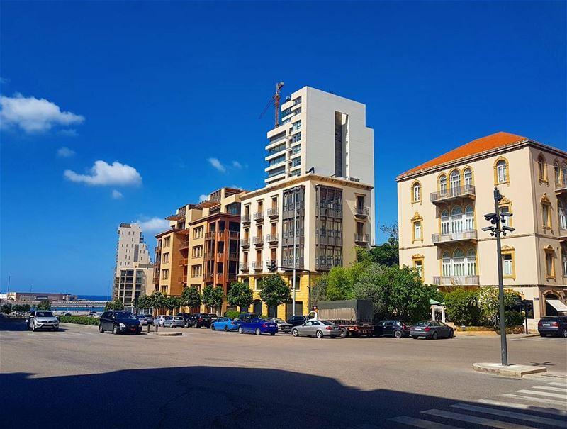 ❤❤❤ buildings views amazingday visitlebanon saifivillage road cars ...