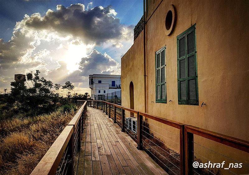 وإمشي على طرقات منسيّةدنية غياب ورح يبيت الطير...انطر شي إيد تسلّم علييش (Tyre, Lebanon)