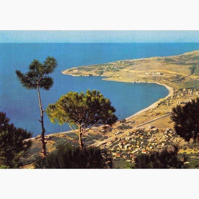 خليج جونية عام ١٩٦٧ ،