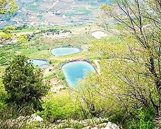 A fine landscape is like a piece of music, it must be taken at the right... (Akoura, Mont-Liban, Lebanon)