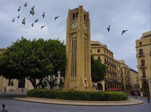 good morning★ beirut downtown livelovebeirut lebanonbyalocal ... (Downtown Beirut)