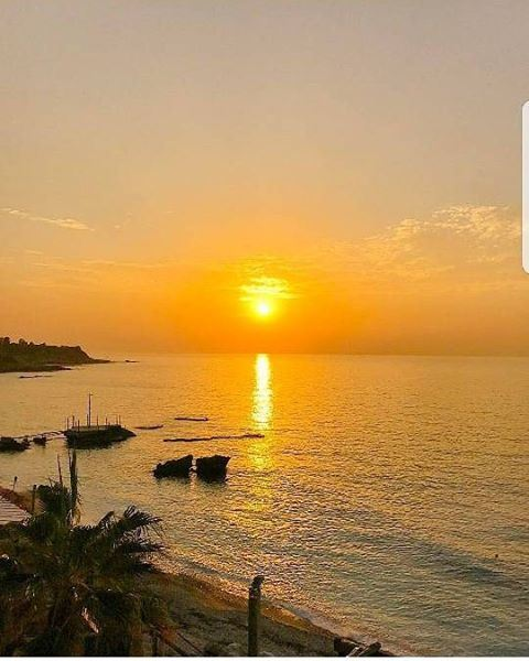 batroun  thoum  village  sunset   mediterranean  sea  beach  batrounbeach... (Thoum/batroun-Lebanon)