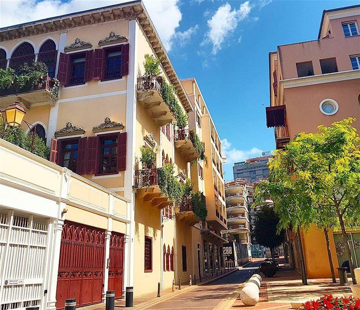 Saifi village❤❤❤ downtownbeirut visitlebanon cometolebanon ...