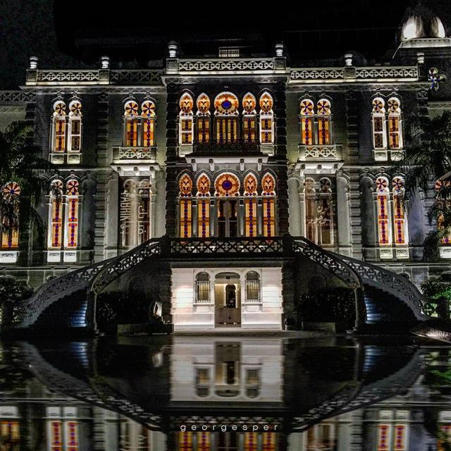 The very amazing, Sursock Museum 🇱🇧..... proudlylebanese ... (Beirut, Lebanon)