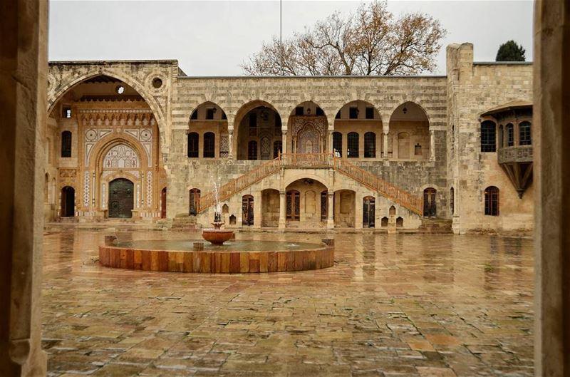 حلوة الشتوية goodmorning lebanon whatsuplebanon mylebanon @livelovebeir (Beit Ed-Deen, Mont-Liban, Lebanon)