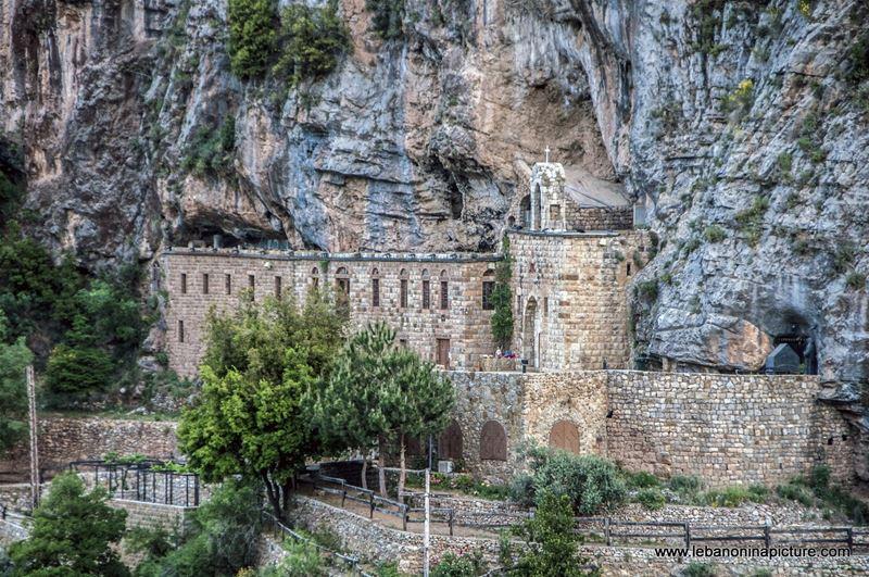 Mar Licha' Monastery (Wadi Qannoubine, North Lebanon)