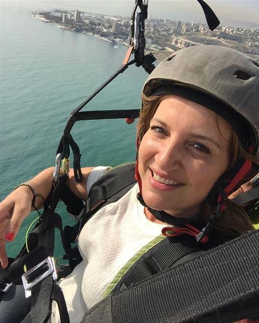 adventure love nature fun sport lebanon paragliding ... (Jounieh Libanon)