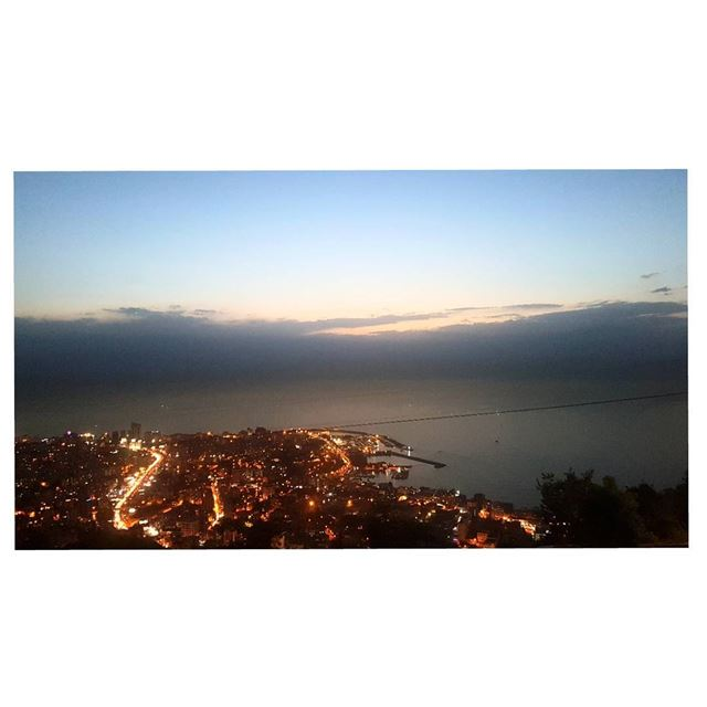 My beautiful Lebanon 😍--- TakeMeTo Jounieh Harissa Lebanon ... (Daroun Harissa)