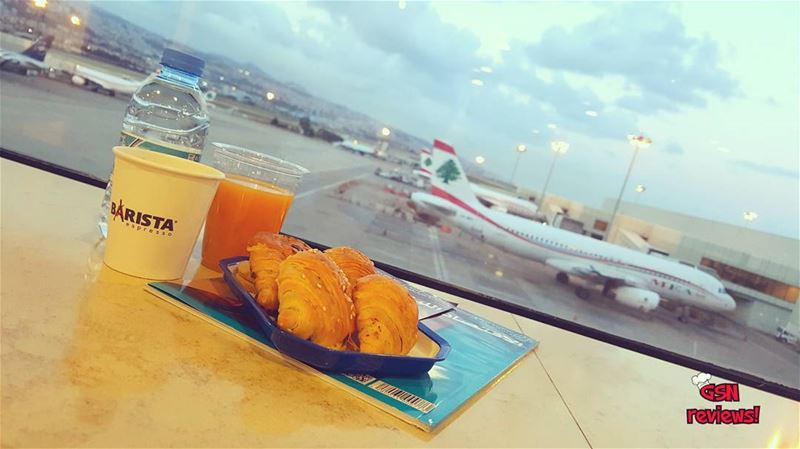@mea_airliban Cedar Lounge on a cloudy spring morning.... (Beirut–Rafic Hariri International Airport)