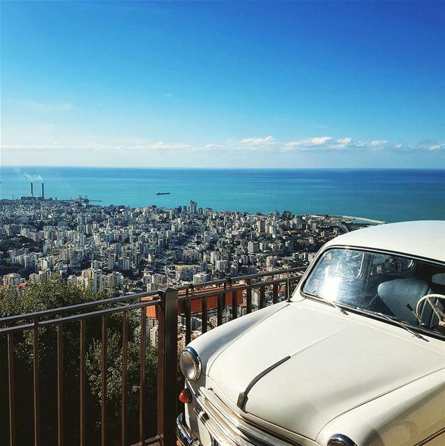 harissa ptk_sky ptk_lebanon mountains seaview lebanonspotlights ... (Harisa, Mont-Liban, Lebanon)