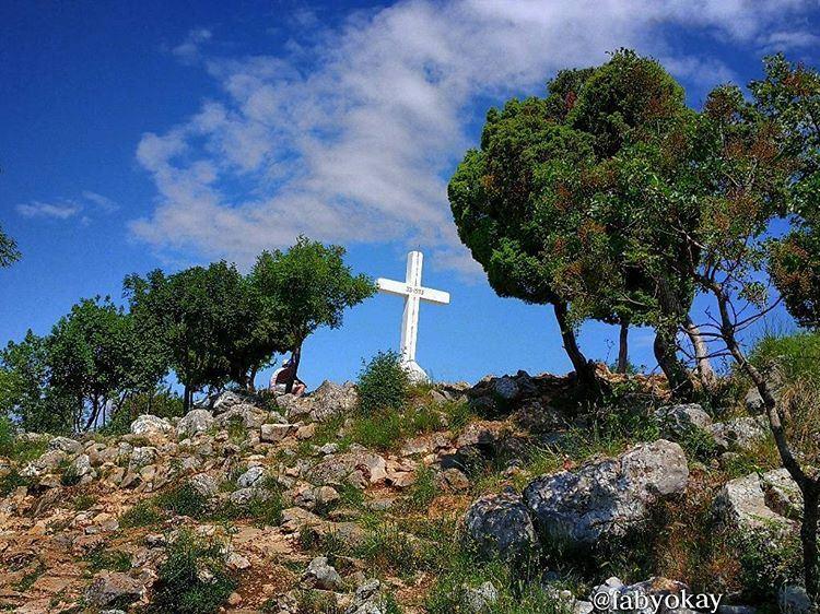 međugorje krizevac katholic catholic jesus jesuschrist holyspirit... (Krizevac - Cross Hill)