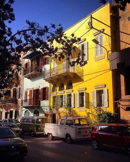 Beirut hidden beauty 🏠🌇 beirut beauty lebanon livelovebeirut ...