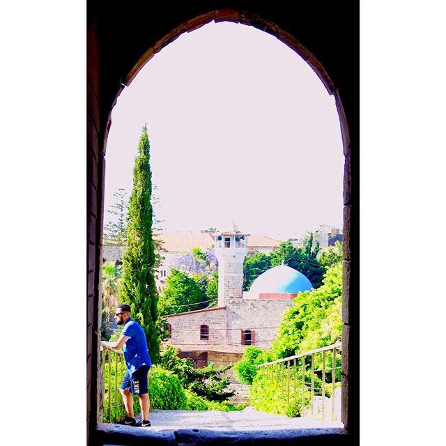Ramadan Kareem✨🕌 Ramadan Kareem Mubarak Byblos Crusaders Castle ... (Byblos Castle)