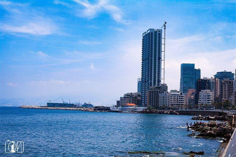 Beirut Towers Lebanon beiruting visitlebanon traveler ... (Beirut, Lebanon)