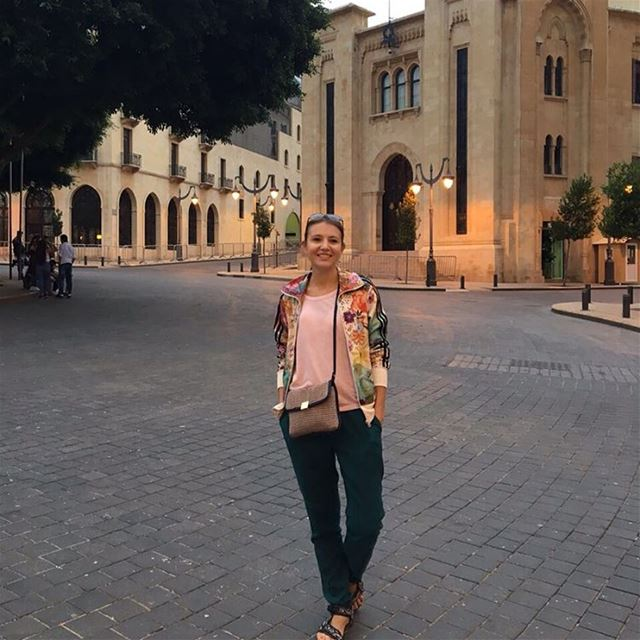 🇱🇧Good bye Beirut! Good bye Lebanon! ❣️An amazing country with great... (Downtown Beirut)