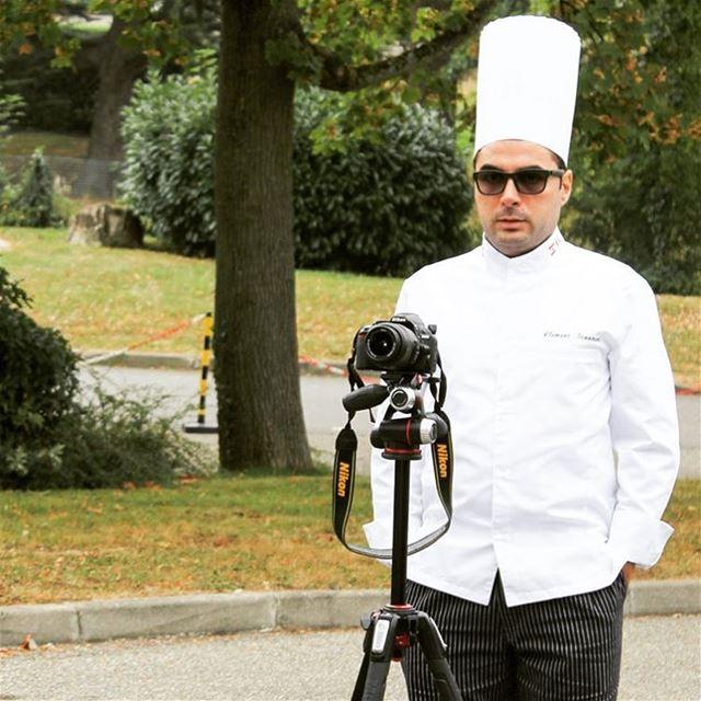 """""""Photographie et art culinaire: mettre sur la même ligne de mire la tête,... (Institut Paul Bocuse)"""