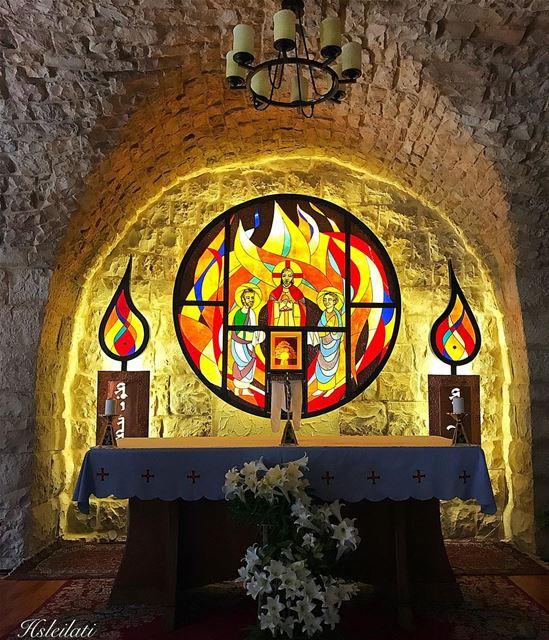 Blessed Sunday 🙏🏻 insta_lebanon whatsuplebanon ig_lebanon instaamici... (Deir Kfifan)