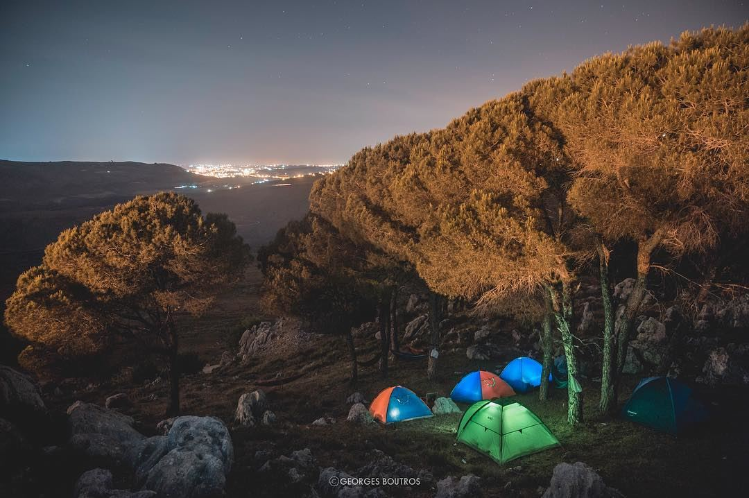 Conquering the Mountains-- canon lensbible nightphotography canonme ... (Marjayoûn, Al Janub, Lebanon)