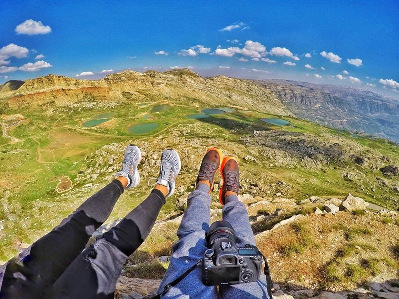 No road is long with her company  goprome  yallagopro goproleb  canon ...
