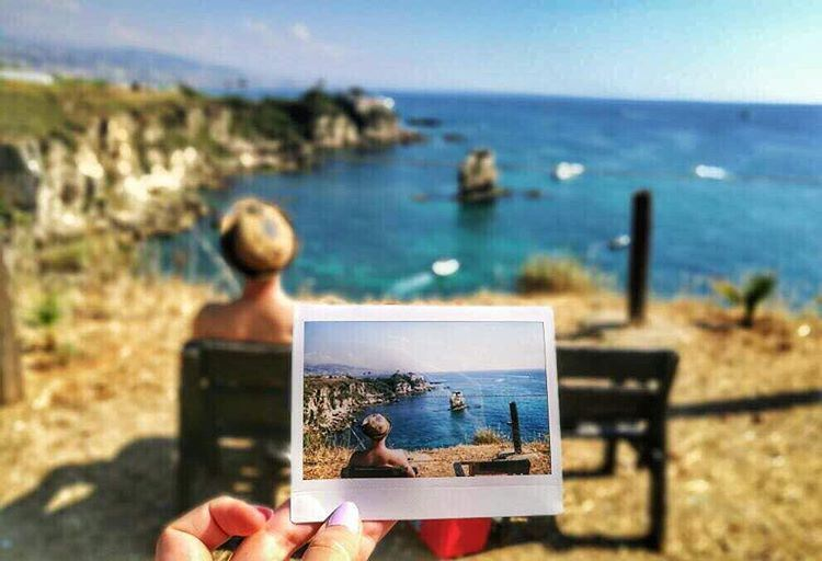 When innerpeace can be simply captured 🎏 livelovelebanon couplegoals ... (Camping Les Colombes - Amchit)
