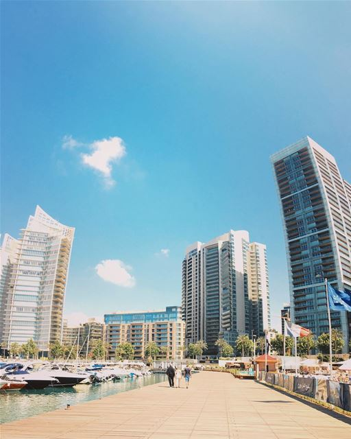 Bey from the bay🏙.. city cityscape vsco vscocam vscofilter ... (Zaitunay Bay)