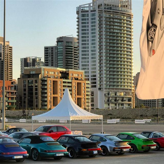 Cars have been making people independent for over 100 years. One gets you... (Beirut Waterfront)
