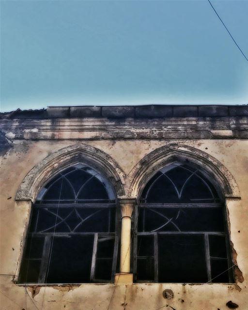 Arcade Windows Old Beirut Door Heritage SaveBeirutHeritage ... (Minet el Hosn)