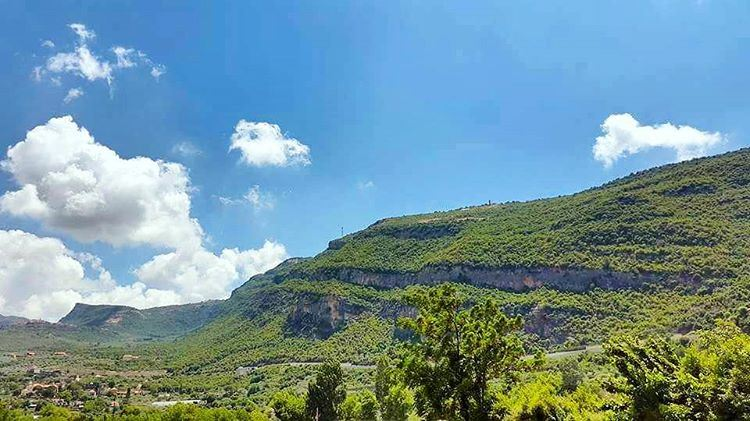 Lebanon LiveloveLebanon lebanese nature Mountains alpine like ... (Kfarhilda, North)