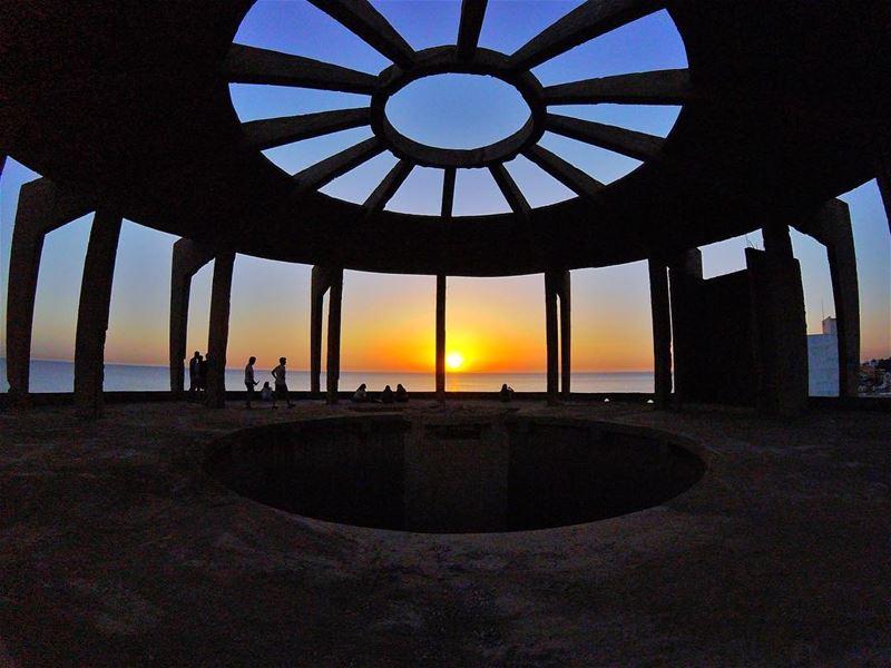Every sunset is an opportunity to reset. insta_lebanon livelovelebanon ...