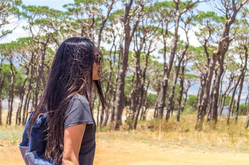 w i l d e r n e s s..... girlswhotravel outdoorwomen outdoornation... (Marjayoûn, Al Janub, Lebanon)