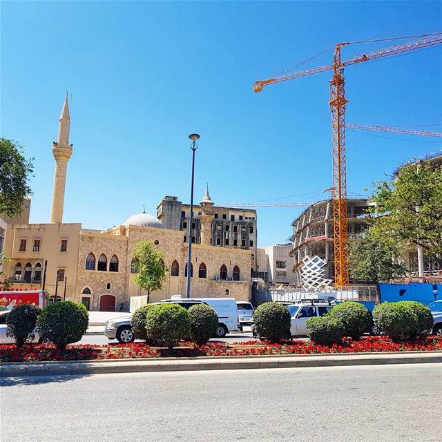 Today's Google Doodle is celebrating Iraqi-British architect Zaha Hadid,... (Beirut Souks)