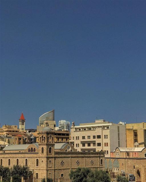 Another beautiful Beirut morning• beiruting beirut lebanon beirutcity... (Beirut, Lebanon)