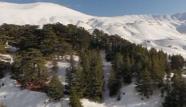 As mágicas montanhas do Líbano de um jeito como você nunca viu (parte 2)....