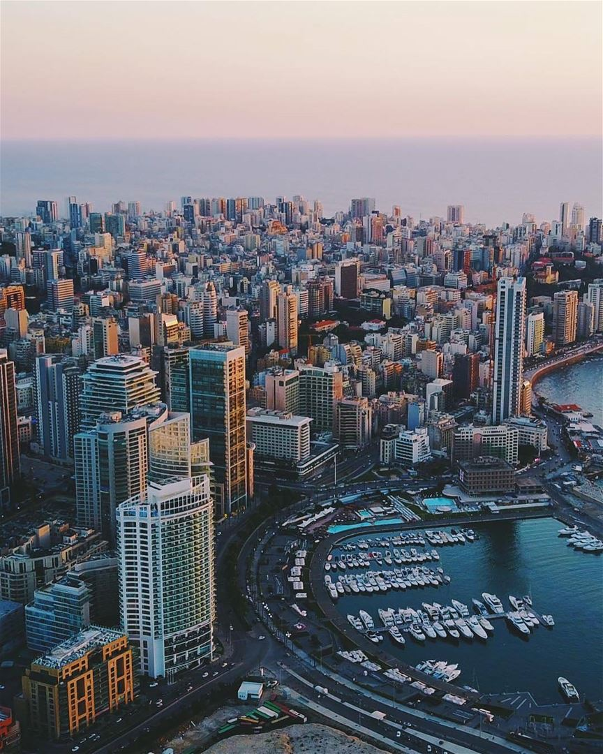 When BEY's your bae. 😍By @chrislah GoodNightBeirut ZaytounaBay ... (Beirut, Lebanon)