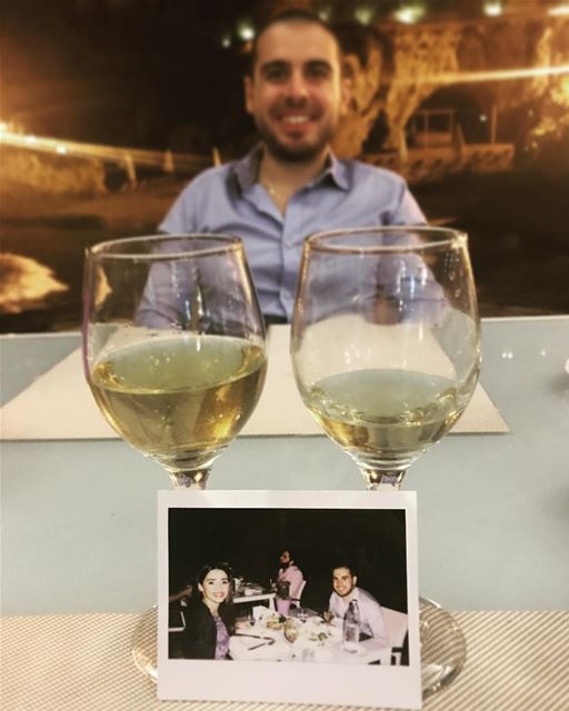 2 in 1 couplegoals birthdayboy 💑 livelovelebanon livelovelife ... (Provincia Byblos Sud Restaurant)