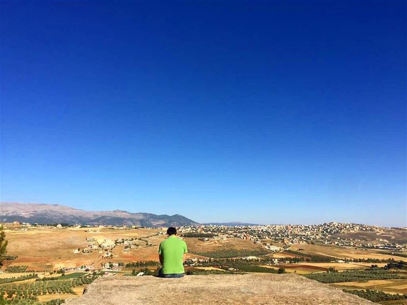 The perfect weekend getaway !أنا بتنفّس حرّية ..----------------------- (Marjayoûn, Al Janub, Lebanon)