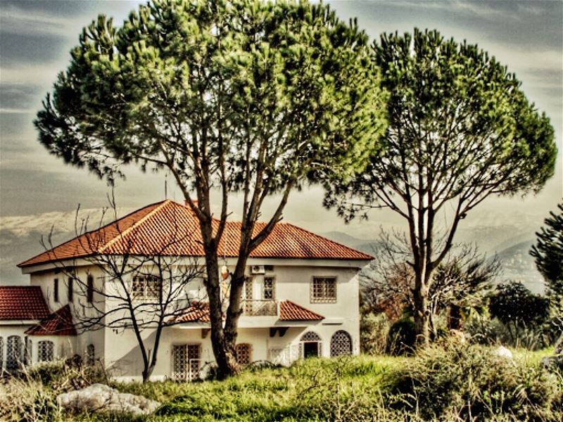 house village views instaphoto instahdr nature naturephotography ... (Lebanon)