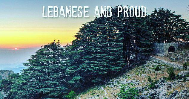🌴We are made in Lebanon⛵🇱🇧🇱🇧🇱🇧🇱🇧🇱🇧 رجعت_لالف_تحكي THRIVE FOR...