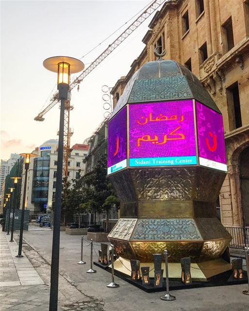 Ramadan Kareem 🙏 (Beirut Souks)