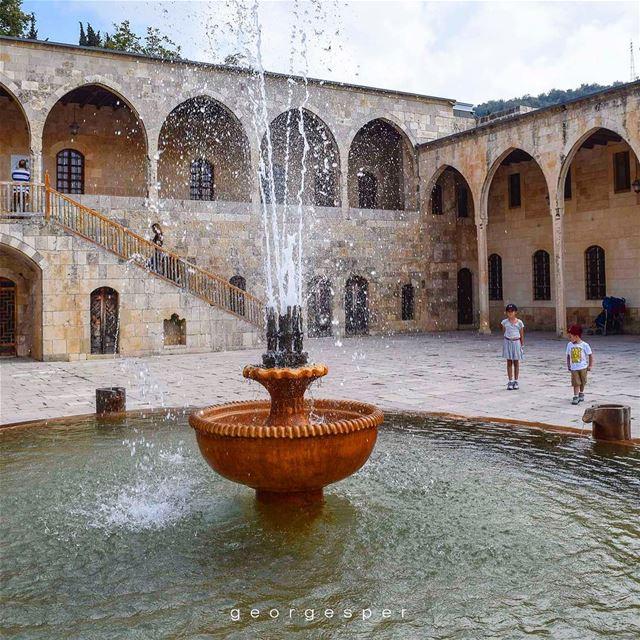 Beiteddine Palace, El Shouf - Lebanon 🇱🇧.... proudlylebanese ... (Beit Ed-Deen, Mont-Liban, Lebanon)