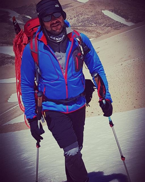 CONFUSE THEM WITH YOUR SILENCE...AMAZE THEM WITH YOUR ACTIONS. trekking ... (Qurnat as Sawda')