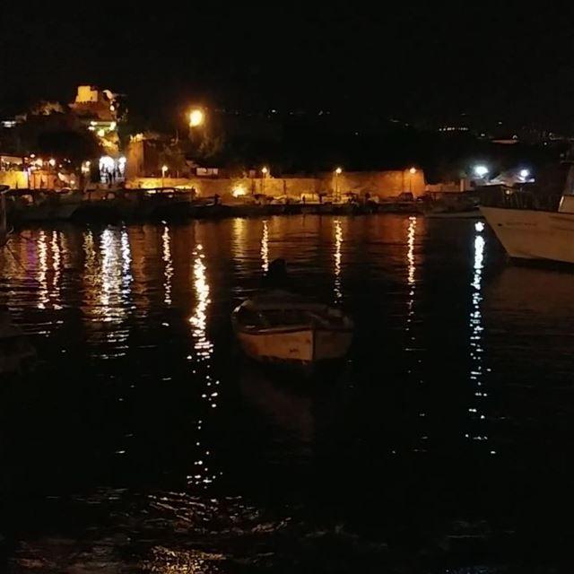 Silence 🚣 jbeil byblos lebanon livelovejbeil livelovelebanon sea ... (Byblos - Jbeil)