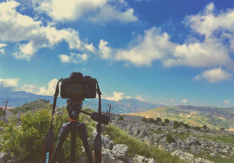 'take nothing but pictures...'''' photography photographyislife ... (Qanat Bakish, Mont-Liban, Lebanon)