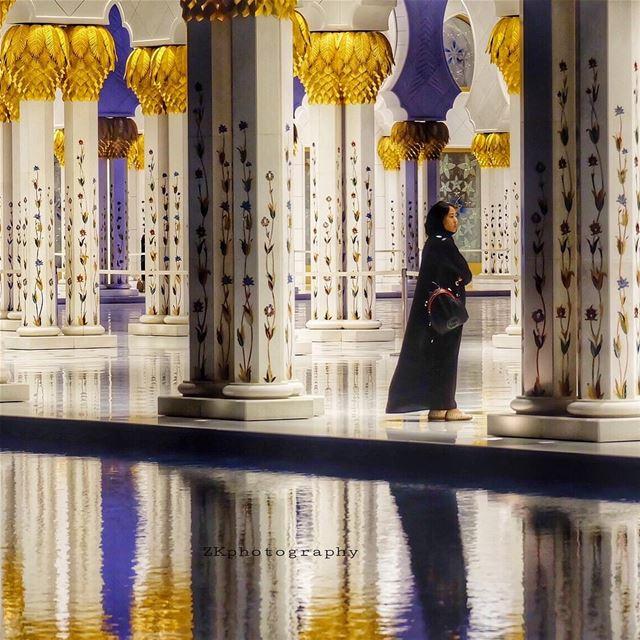 Faith.. • ig_today ig_eurasia igtravel ig_shotz travelphotography ... (Sheikh Zayed Mosque)
