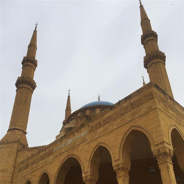 Masjidtecture🌙 (Masjid Al Ameen)